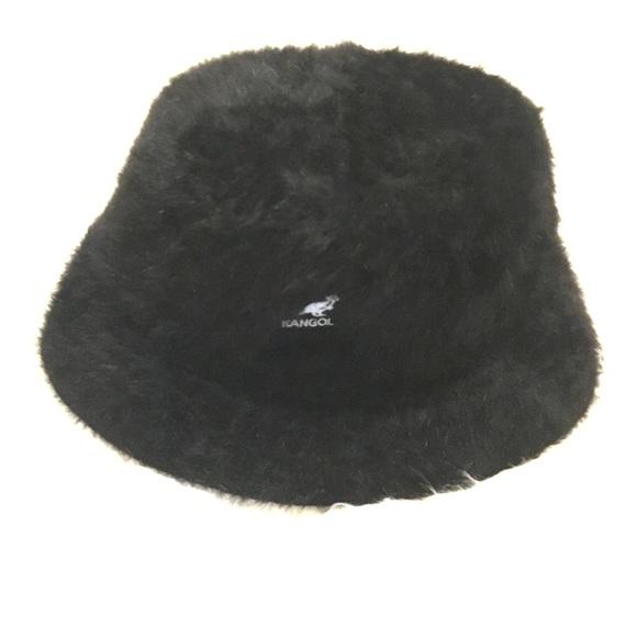 781682cabb1 Kangol Accessories - 🌟🦘 Kangol 🦘🌟 Furgora Lahinch Angora Bucket Hat